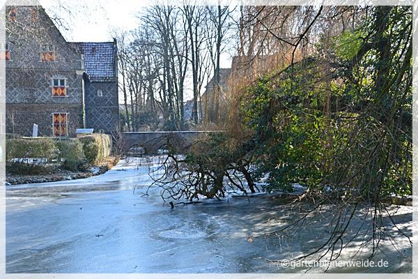 Gräfte am Haus Steinfurt